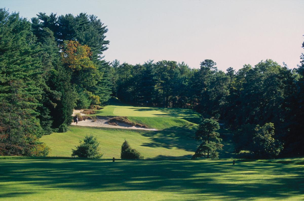 Pine Valley Golf Club - Pine Valley, New Jersey ...