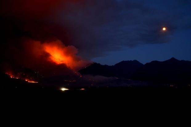 Gallery: Pine Creek fire   Montana News   billingsgazette.com