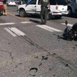 Spokane Valley Pines Exit Accident