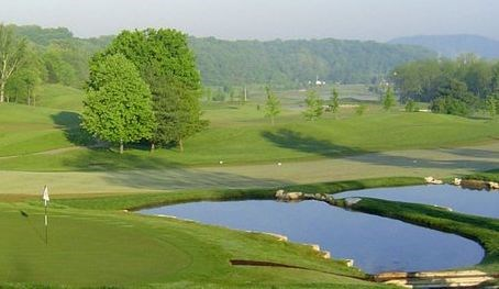 Lindsey Golf Course, Ft Knox, Kentucky - Golf course ...