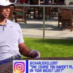 Tiger Woods Pine Valley Golf Club