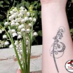 Pinterest Lily Of The Valley Tattoo