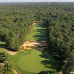 Pine Valley Hole Layout