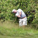 Pine Valley Golf Scorecard Senior Tees
