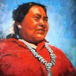 Native Americans Of Pine Valley Utah