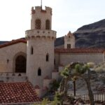 Scotty's Castle Death Valley Pin Photo
