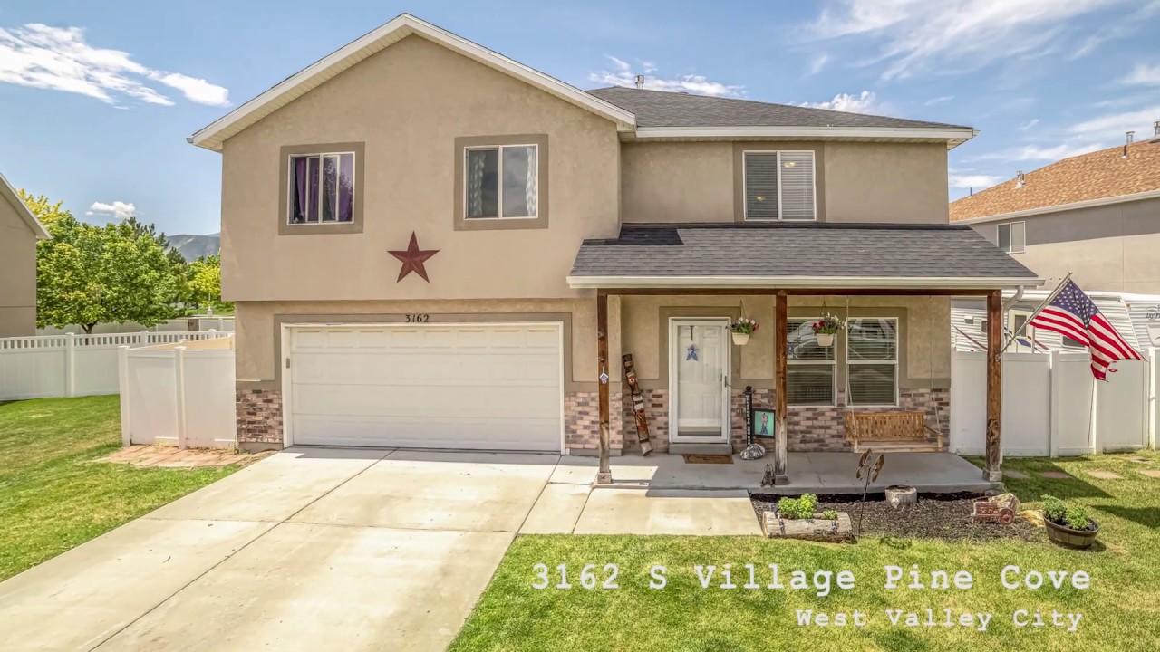 3162 S Village Pine Cove, West Valley City, Utah - YouTube