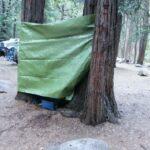 Lower Pines Campground Yosemite Valley Ca United States