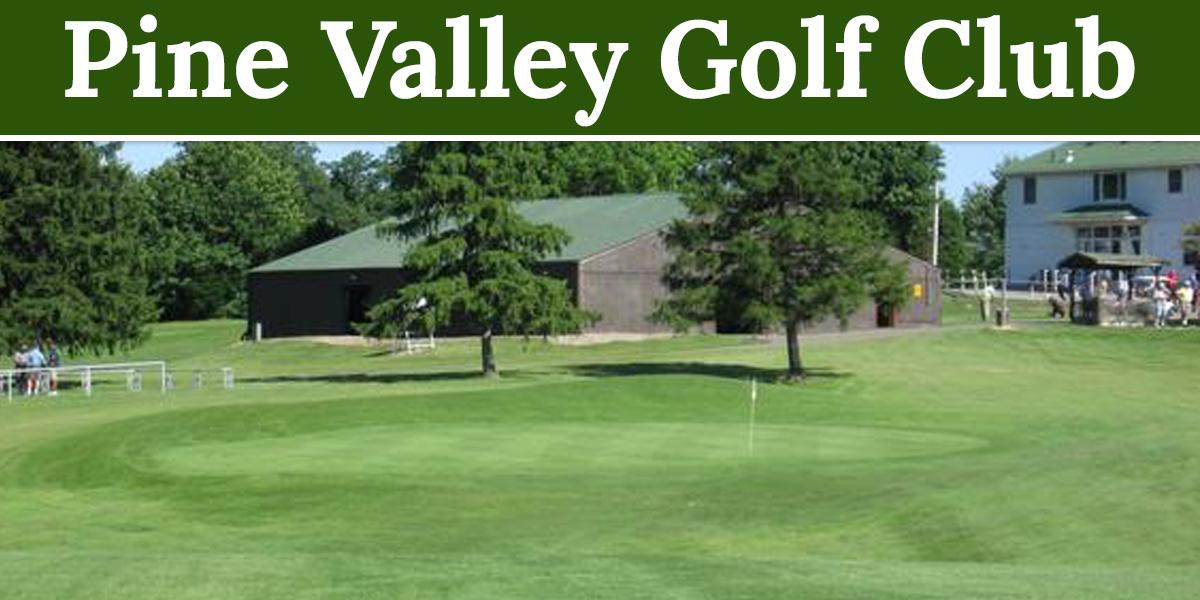 Pine Valley Golf Club, Wadsworth, Ohio - Golf course ...