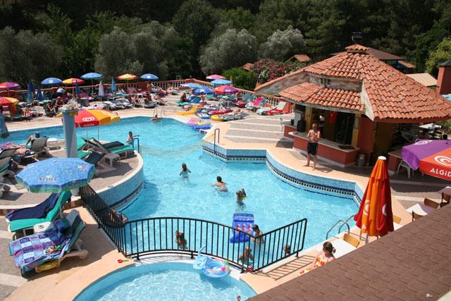 Pine Valley Hotel Hisaronu
