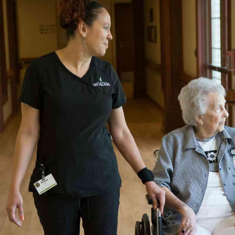 Skilled nursing & senior rehab: Village at Pine Valley ...