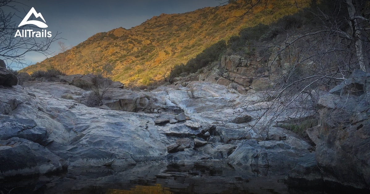 Best Trails near Pine Valley - California | 589 Photos ...