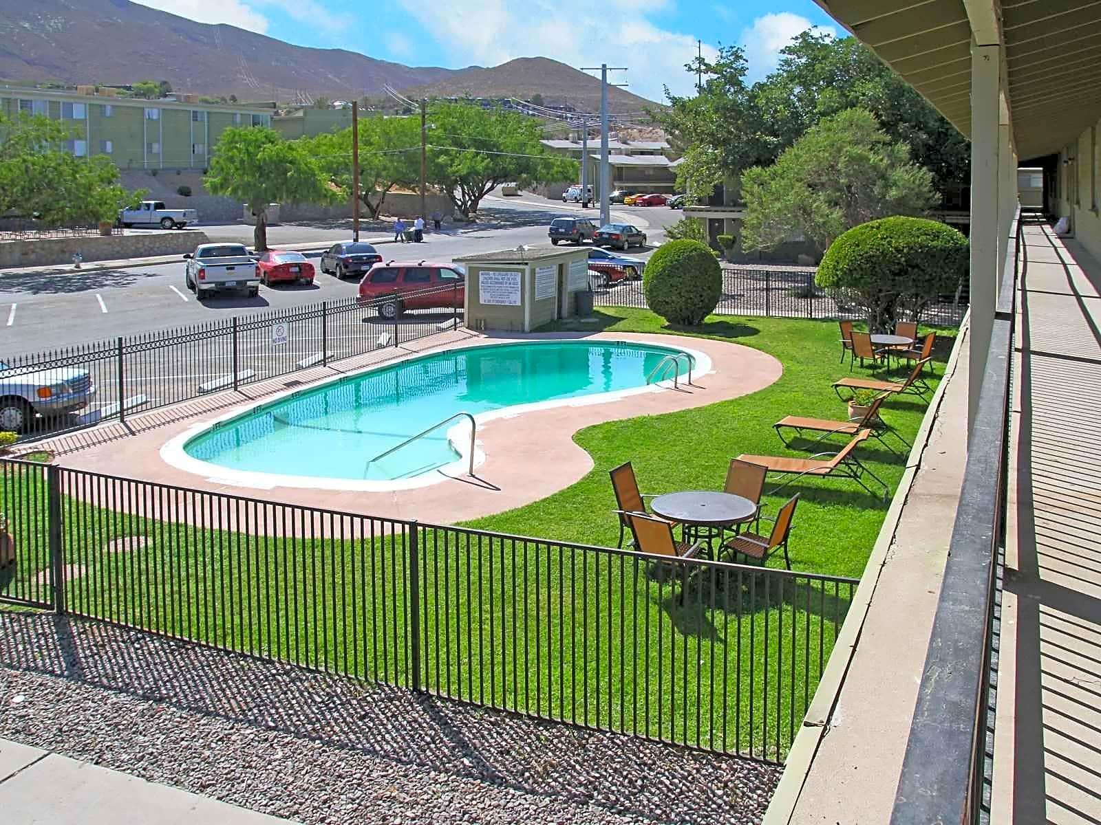 Mesa Ridge Apartments - El Paso, TX 79912