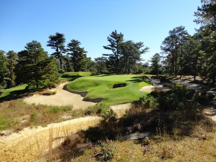 Pine Valley Golf Club, Pine Valley, New Jersey. Pine ...