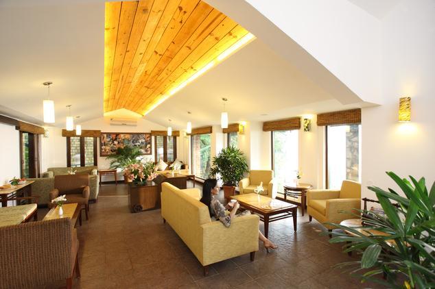 Baikunth Resort in Kasauli, Himachal Pradesh