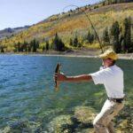 Pine Valley Reservoir Fishing
