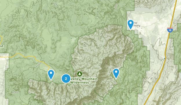 Best Trails in Pine Valley Mountain Wilderness - Utah ...