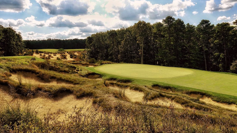 Best Golf Courses In America