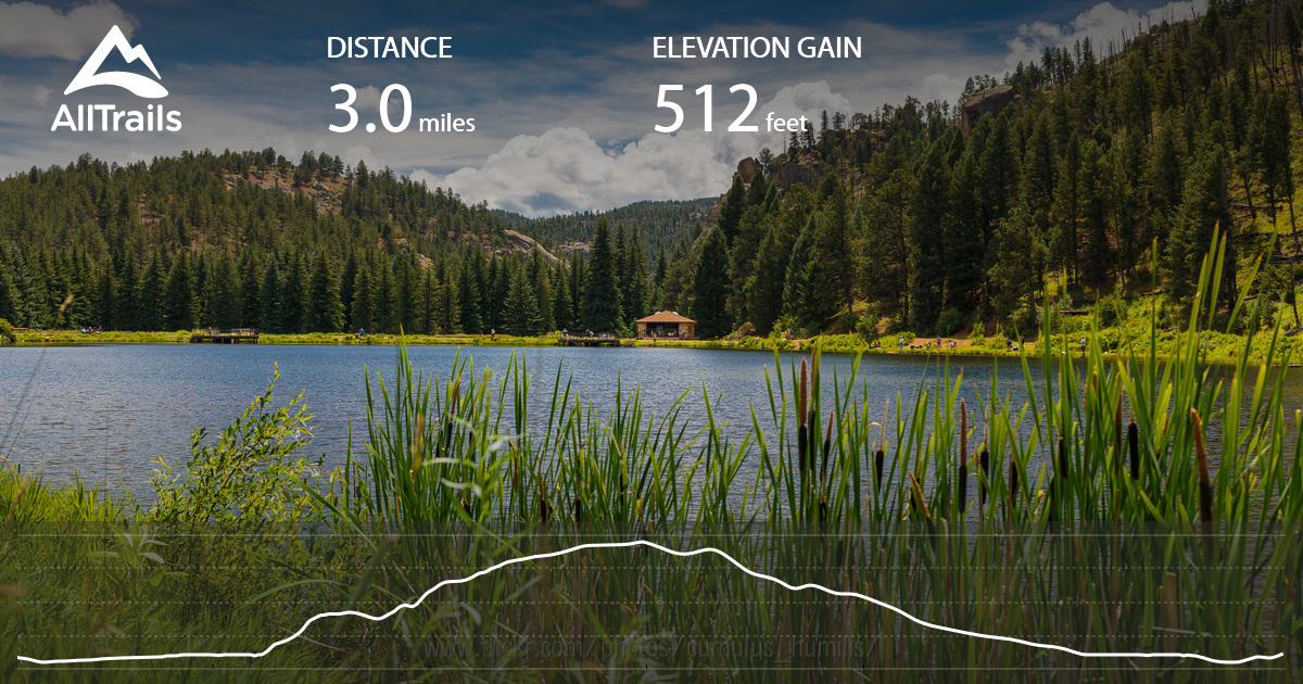 Pine Valley Ranch Park: Pine Valley Ranch Loop Trail ...
