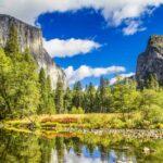 Yosemite Valley From Yosemite Pines