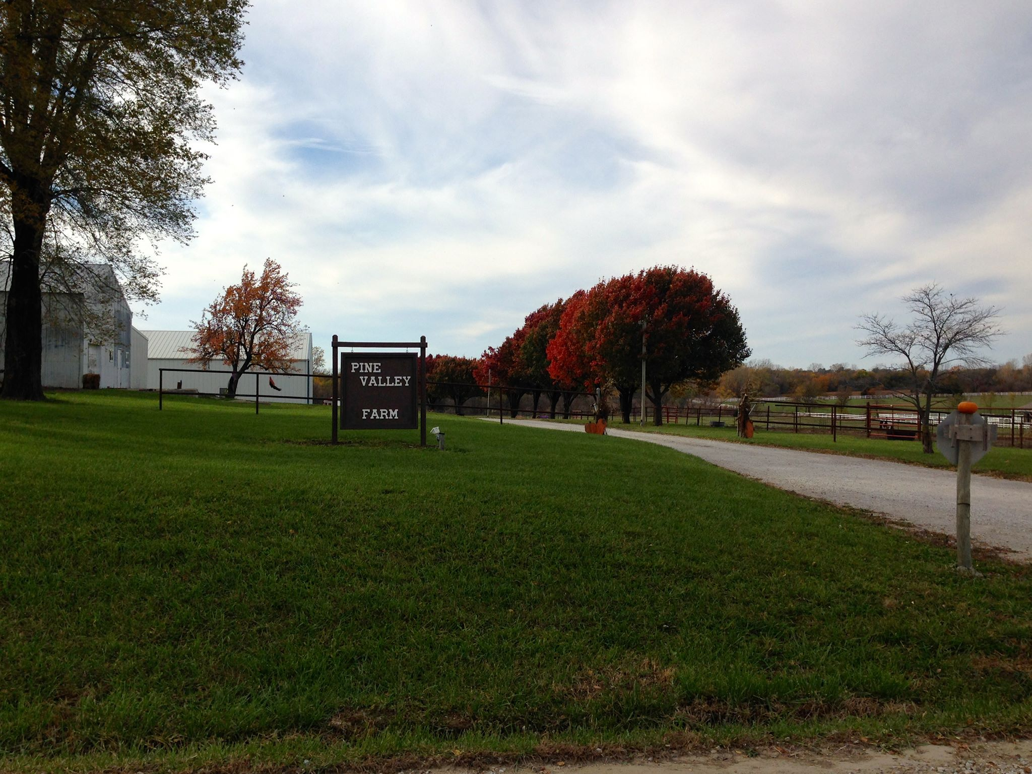 Pine Valley Farm - Recreation - Kansas City - Bucyrus