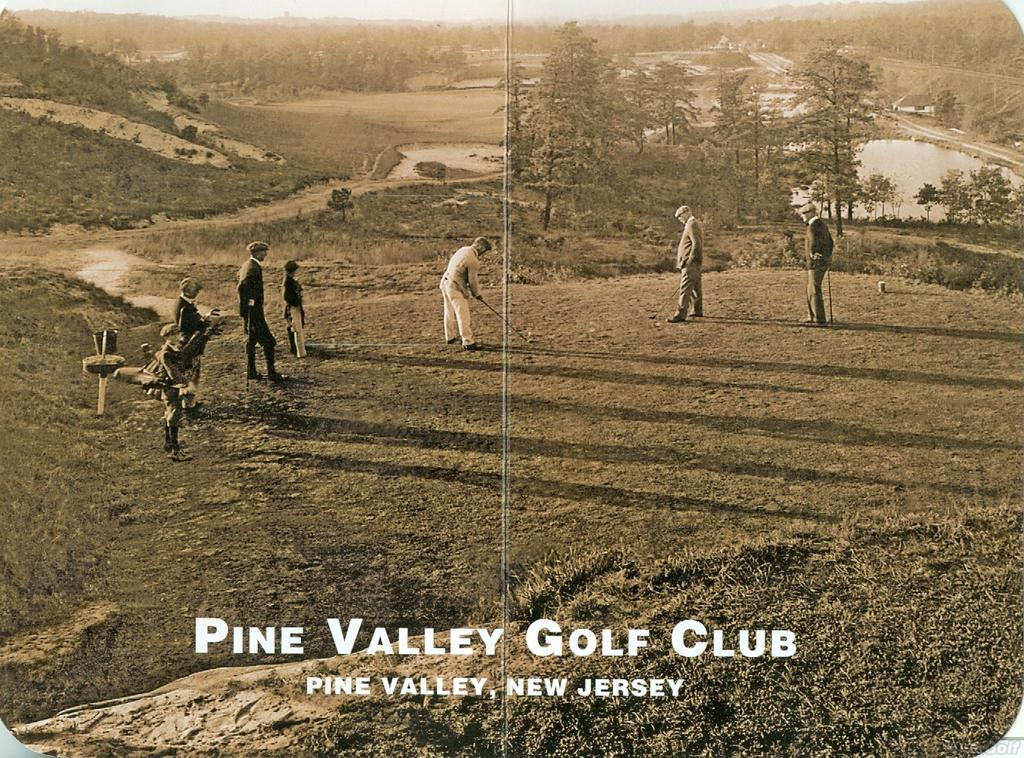 Pine Valley Golf Club - Course Profile   Course Database