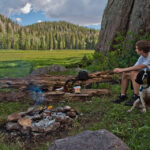 Hikes At Pine Valley Utah