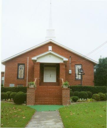 MURRAY COUNTY CHURCHES