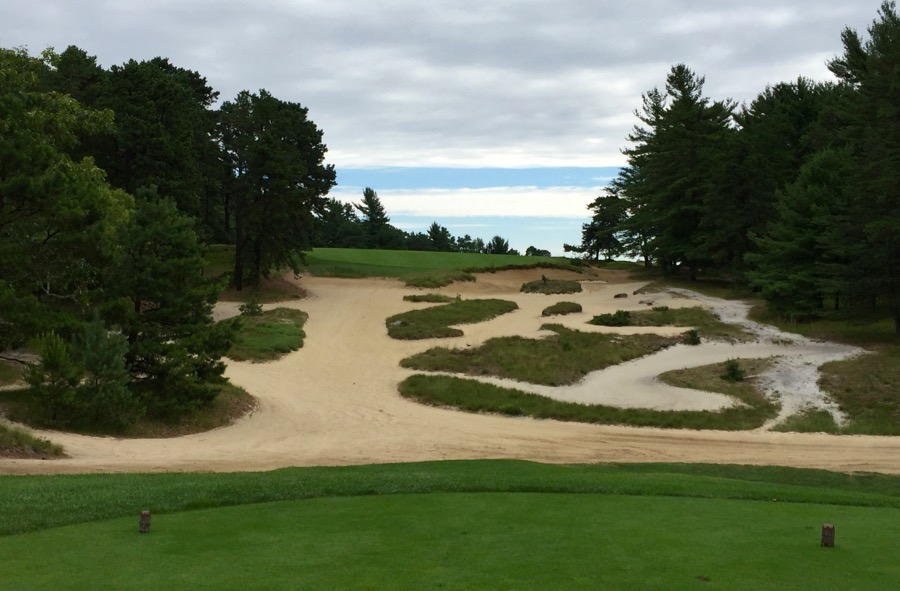 The Travelling Golfer - Pine Valley Golf Club