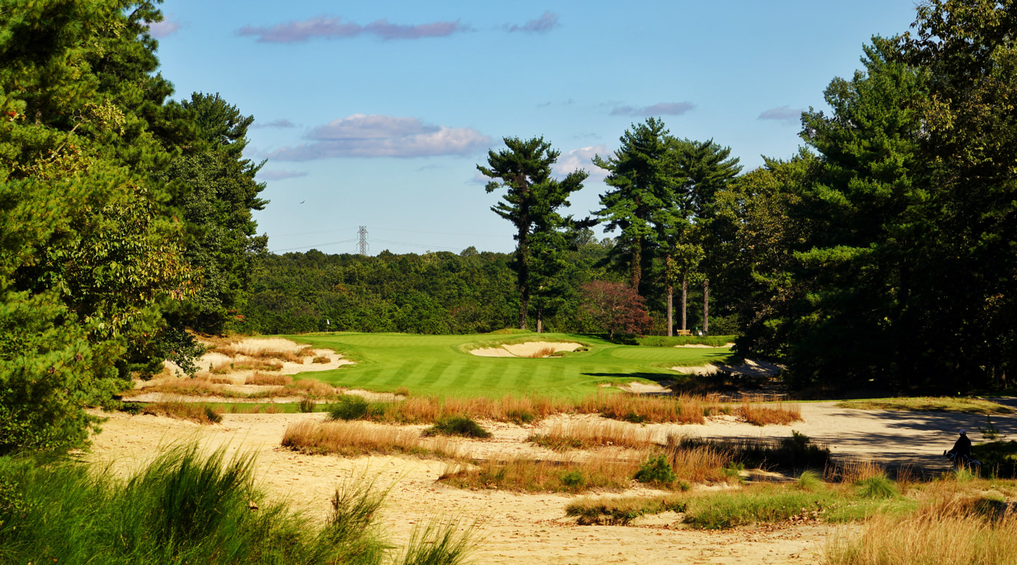 ENDURING DESIGN AT PINE VALLEY | Geeked on Golf