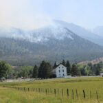 Pine Valley Mountain Fire Update