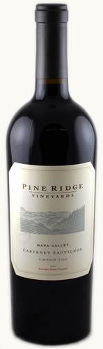 Pine Ridge - Cabernet Sauvignon Napa Valley 2011, EUR 59 ...