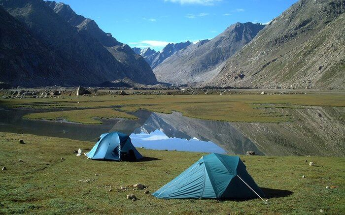 Head To Pin Valley National Park In Spiti: The Snow ...