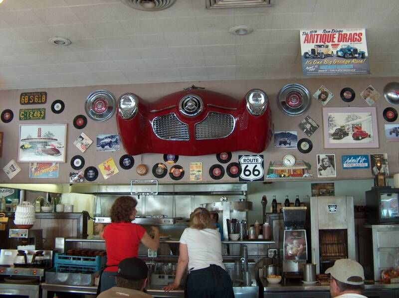 Major's Diner- favorite place to stop off Hwy8 in Pine ...