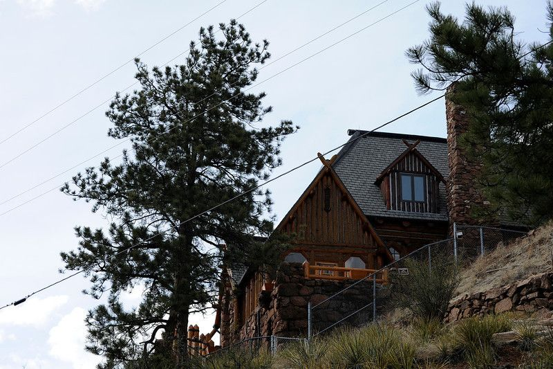 Pin on Pine Valley Ranch Park / Baehrden Lodge