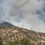 West Valley Fire Pine Valley Utah