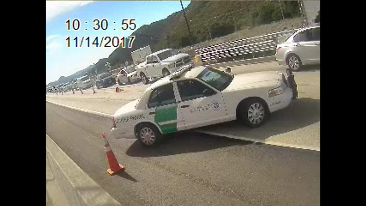 Smuggler Who Raced Through Pine Valley Checkpoint Injuring ...