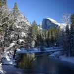 Is There Snow In Pine Valley California