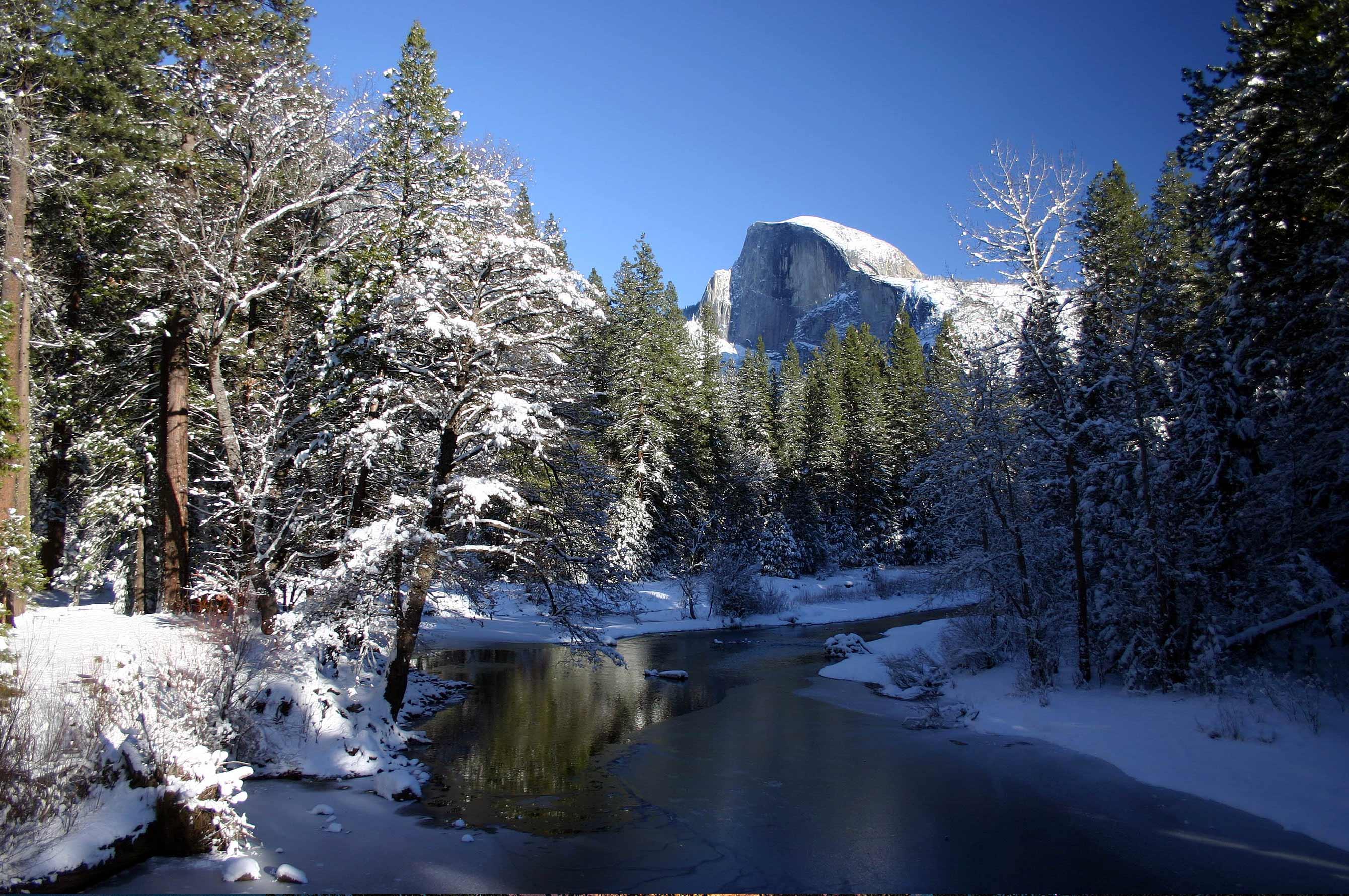 Hiking Trails in Yosemite Valley | yosemitethisyear.com