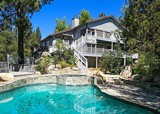 Pine Valley, CA Home   Different types of houses, San ...