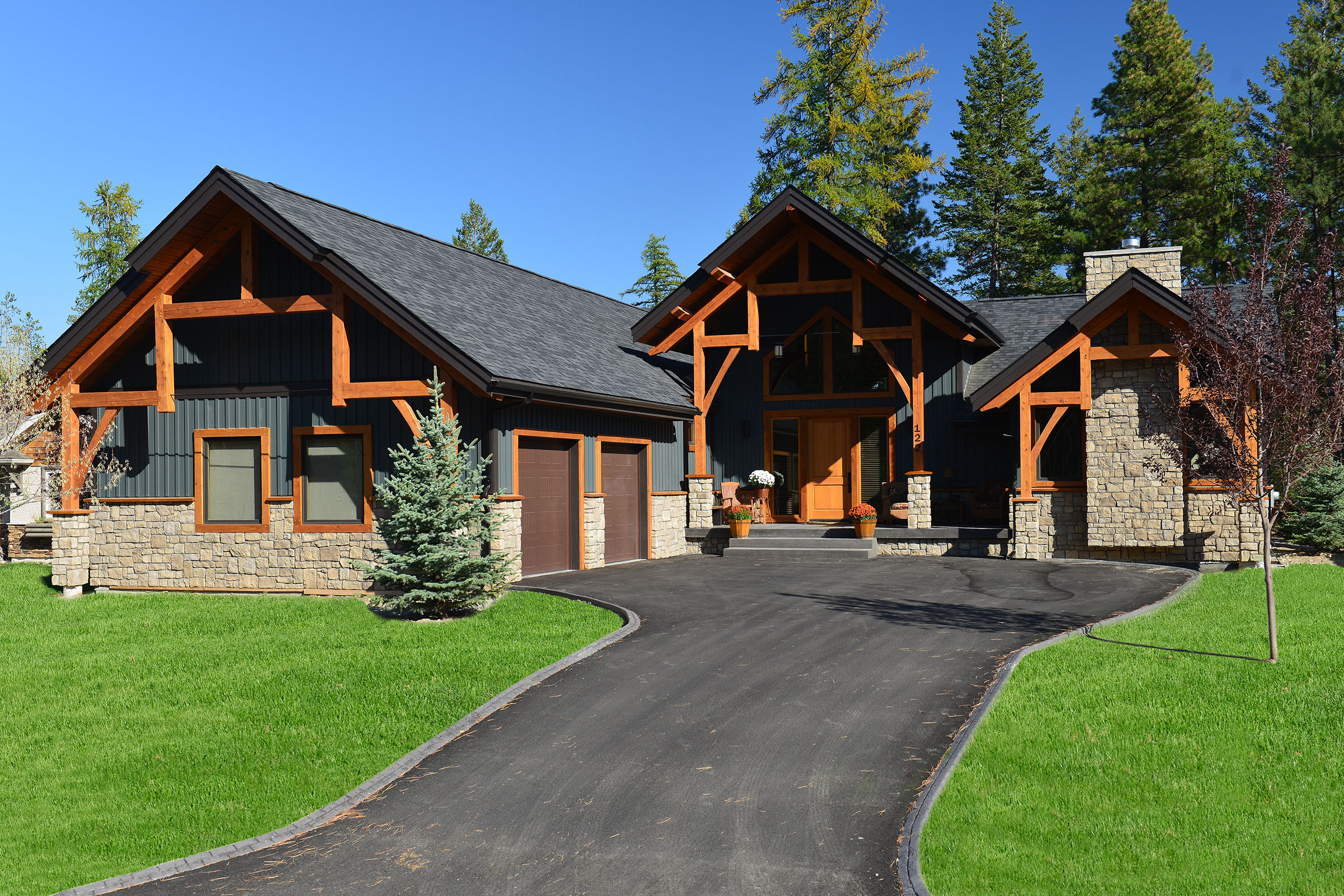 Photo Gallery: The Pine Valley | Tyee Homes