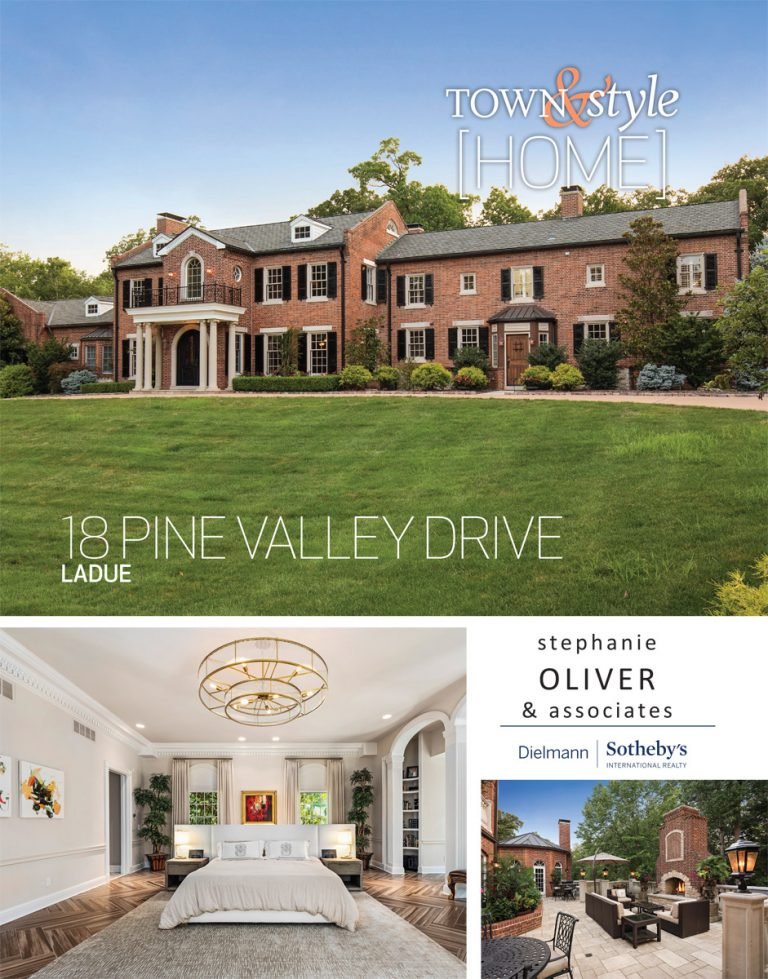T&S Home: 18 Pine Valley Drive | Town&Style
