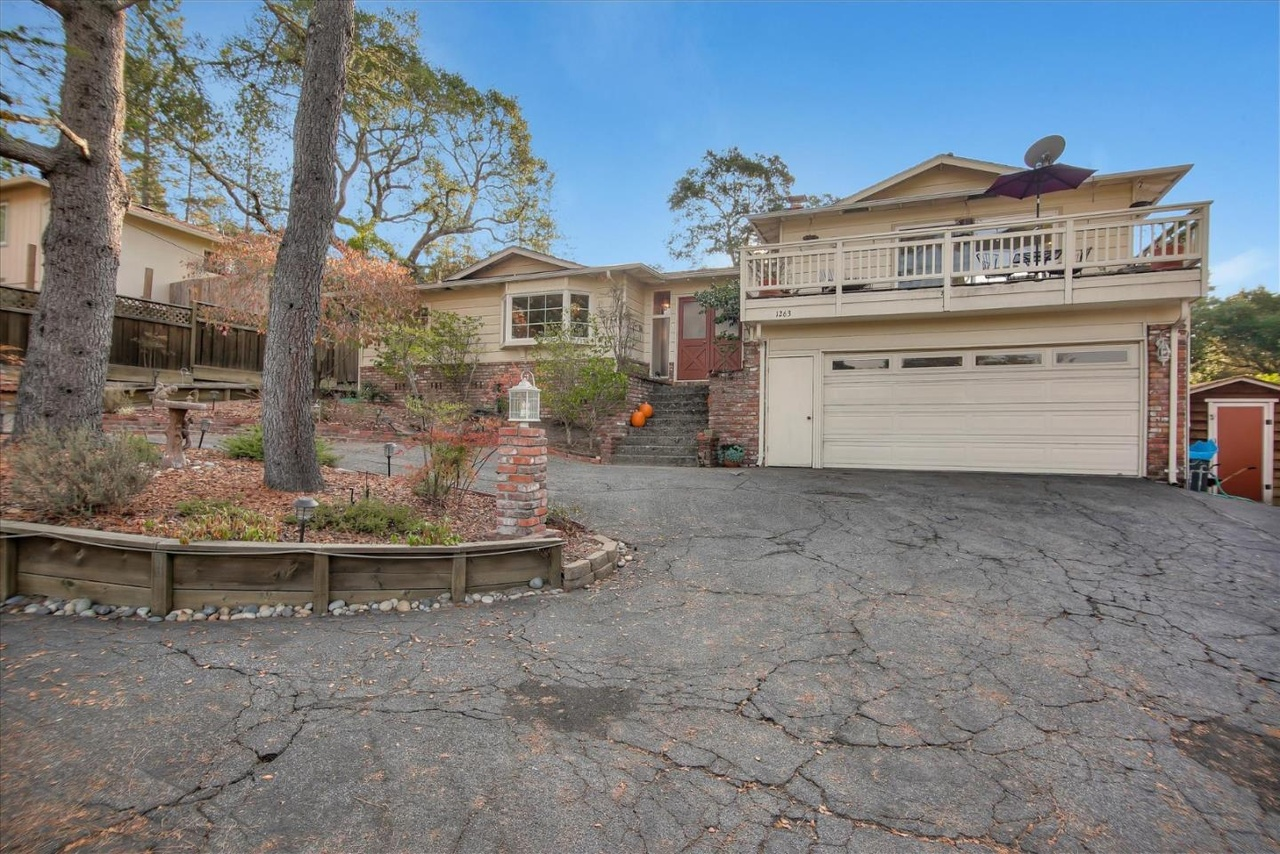 1263 Whispering Pines Dr, SCOTTS VALLEY, CA 95066 | MLS ...