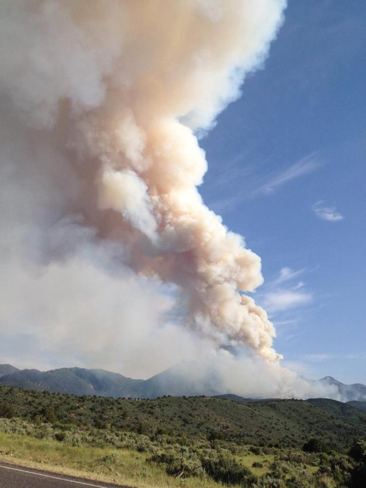 National Incident Management team takes command of fire ...