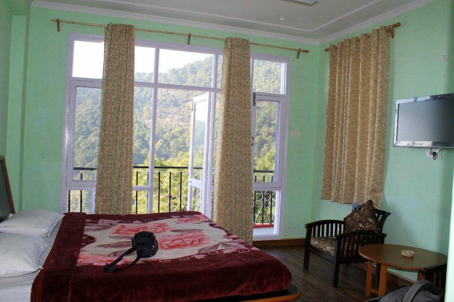 HOTEL PINE VALLEY & RESTAURANT (Dharamsala, Asia) - Lodge ...