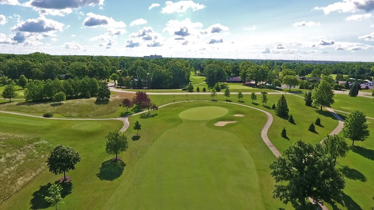 Pine Valley Country Club - Hole #11 Overview - YouTube