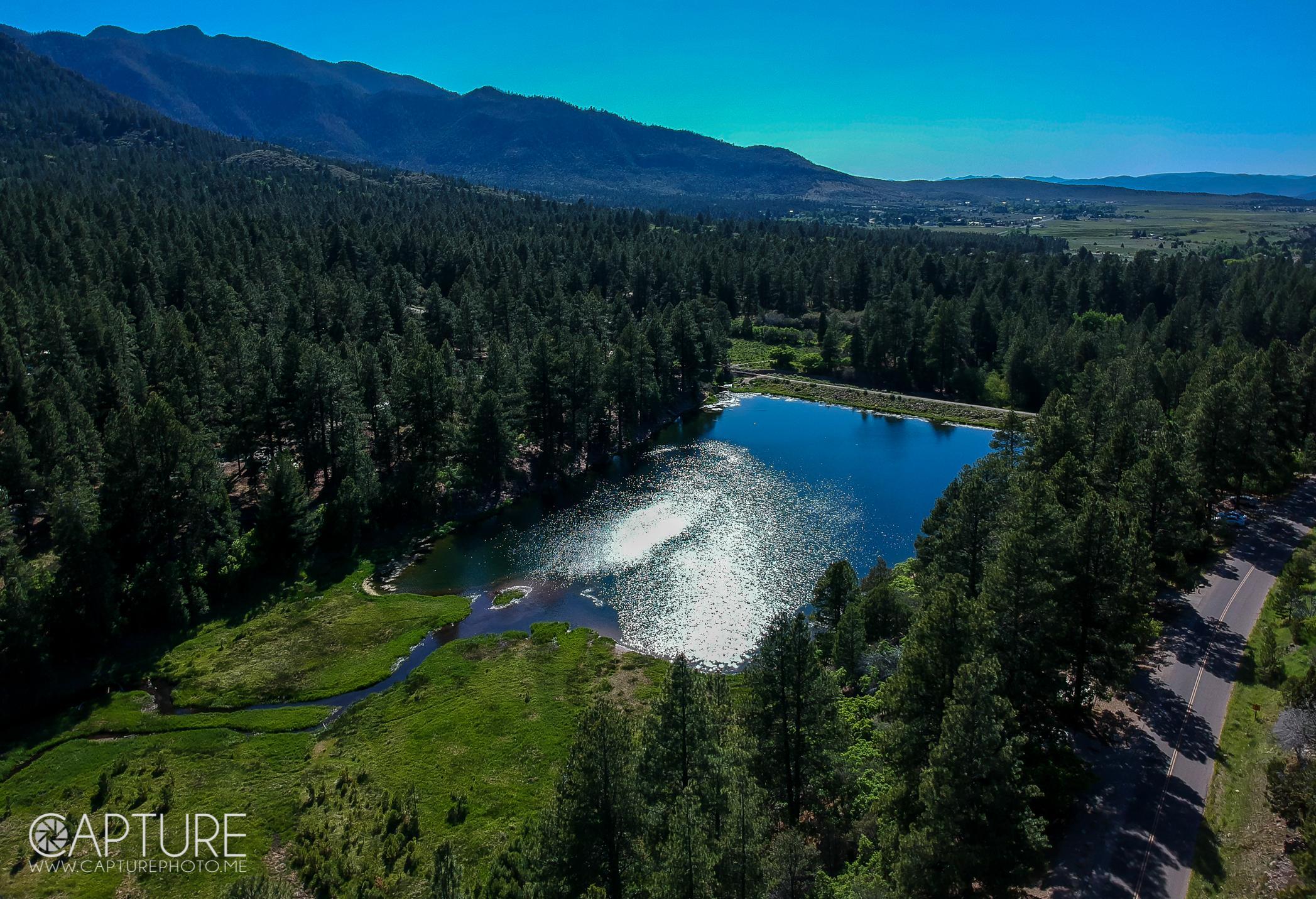 Pine Valley, Utah : DJISpark