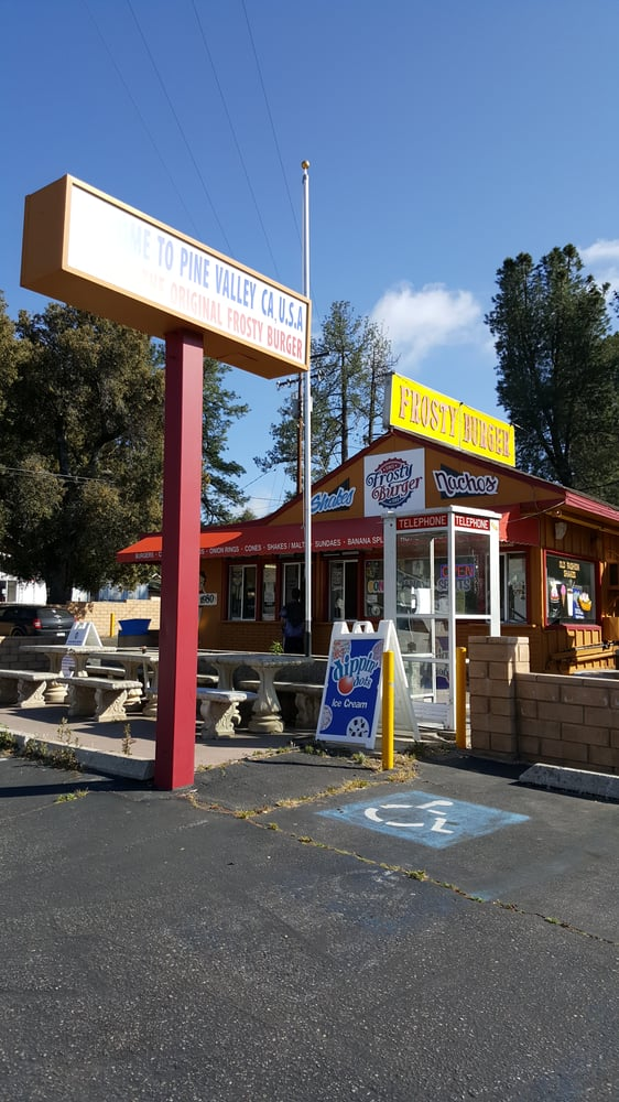 Frosty Burger - 39 Photos & 58 Reviews - Ice Cream ...