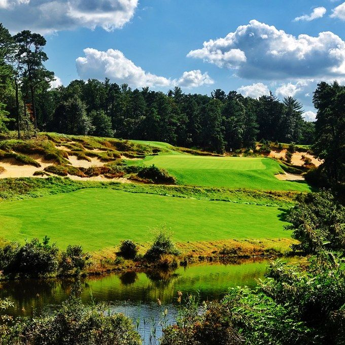 Pine Valley Golf Club Course Review & Photos | Pine valley ...