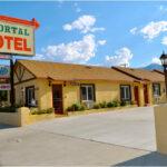 Pine Valley Inn Motel California